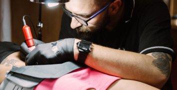 Tetování dle vlastního výběru ve studiu Tx5 v Olomouci