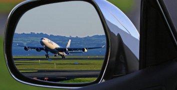 Parkovné u letiště Mošnov na 6 - 9 dní s dopravou k odbavovací hale