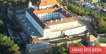 Poznejte celý hrad Špilberk a jeho kasematy