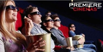 Lístek do Premiere Cinemas v Šantovce na měsíc únor