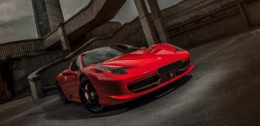Projeďte se ve Ferrari, Lamborghini, Aston Martin nebo Porsche
