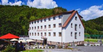 5 denní rodinný pobyt v luxusním resortu na Hrubé Vodě u Olomouce