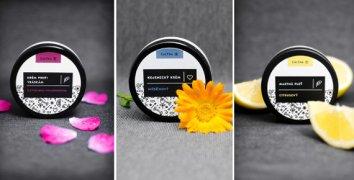 Balíček voňavé přírodní kosmetiky Caltha