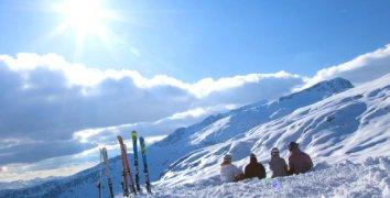 Zimní dovolená v italských Dolomitech na 7 nocí s ubytováním přímo u sjezdovky