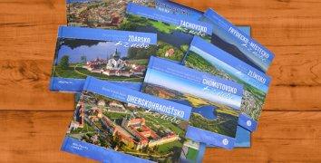 České regiony z nebe: unikátní kniha leteckých fotografií dle vlastního výběru