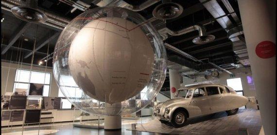 Vstupenka na výstavu do Muzea jihovýchodní Moravy ve Zlíně