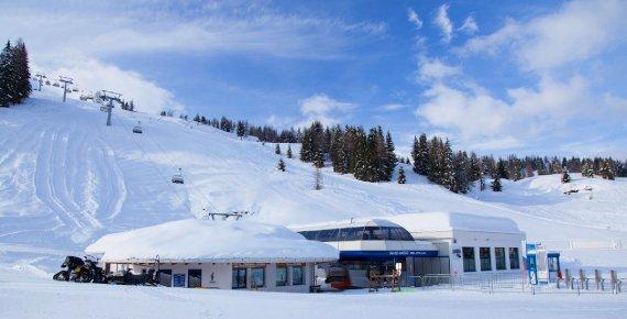 Zimní dovolená v italských Dolomitech na 5 nocí