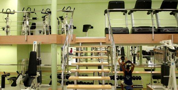 Karta v hodnotě 1 000 Kč do Health Parku Opava - aerobic, fitness, spa zóna