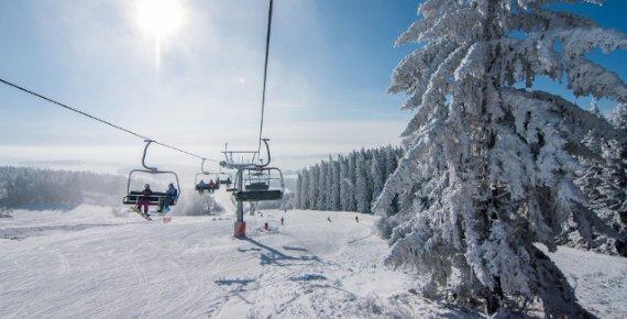 Celodenní skipas do Ski Areálu Čerťák v Jeseníkách