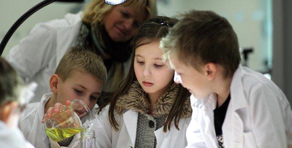 Rodinná vstupenka do zábavního vědeckého parku VIDA! v Brně