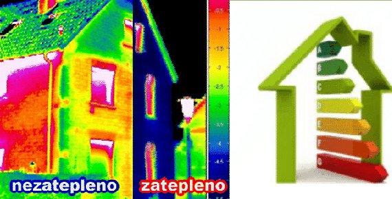 Ušetřete náklady za provoz domu díky diagnostice termovizním měřením