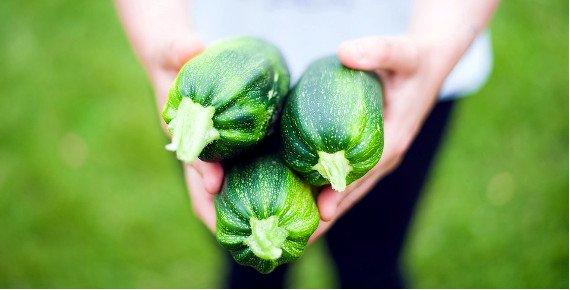 3 bedýnky čerstvé zeleniny a ovoce jako z vlastní zahrádky