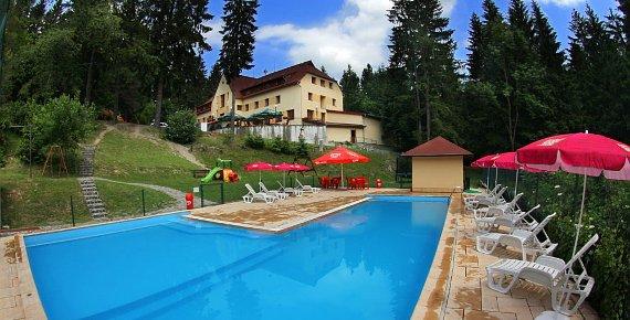 Relax na 3 dny pro DVA v Horském hotelu Excelsior v samotném srdci Beskyd