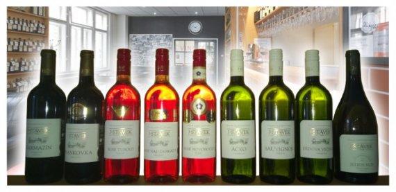 Poukaz v hodnotě 200 Kč na nákup kvalitního LAHVOVÉHO vína