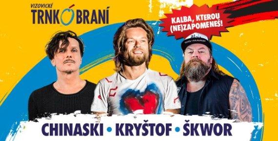 Dvoudenní vstupenka na Vizovické Trnkobraní 16. - 17.8.2019