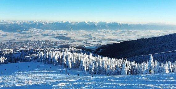 Celodenní skipas do Winter Parku Martinky na Slovensku