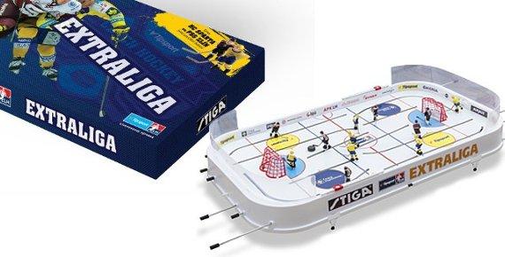 Stolní hokej Stiga - zábava pro celou rodinu