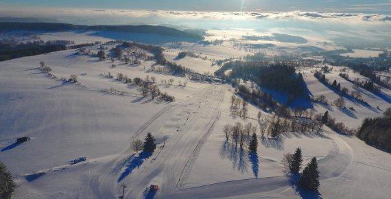 Celodenní skipas do Skiareálu Annaberg v Jeseníkách