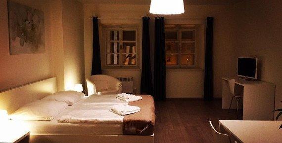 Dvě noci se snídaní pro dva v hotelu v historickém centru Znojma