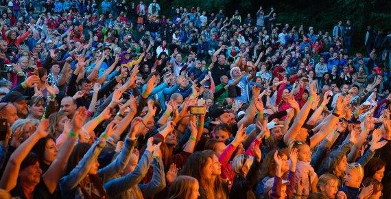 Rodinný festival HorečkyFest 14.7.2018 ve Frenštátě pod Radhoštěm