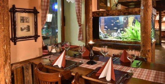 Polední menu v restauraci Laguna v Brně