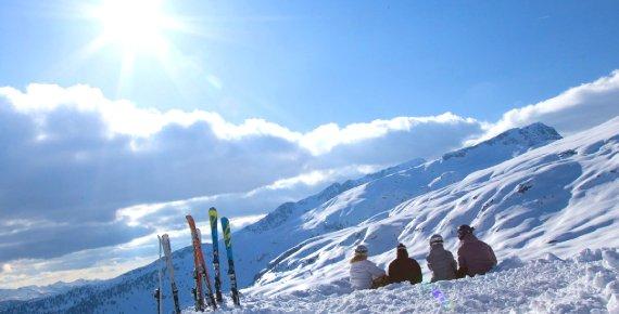 Zimní dovolená v italských Dolomitech na 4 noci s ubytováním přímo u sjezdovky