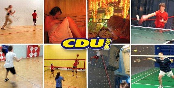 Permanentka do sportovního centra CDU SPORT v Ostravě