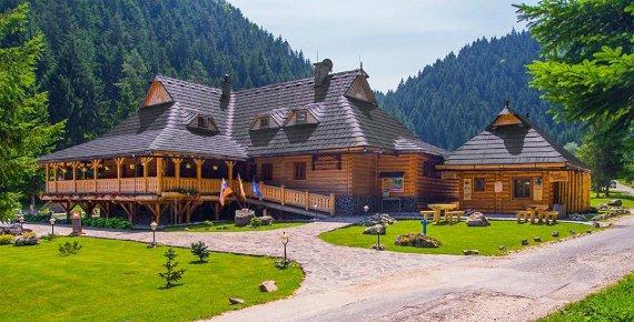 3 dny pro DVA se snídaní v kolibě U Dobrého Pastýře v Ružomberku na Slovensku