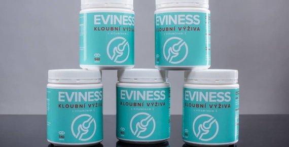 Prémiová kloubní výživa EVINESS na 3 měsíce