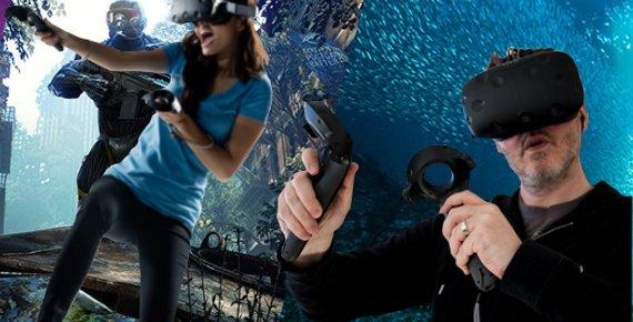 Vstupte do virtuální reality ve Zlíně