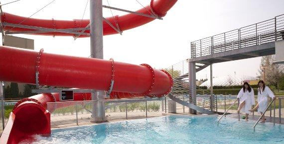 Vstupné do aquaparku ve Wellness Kuřim
