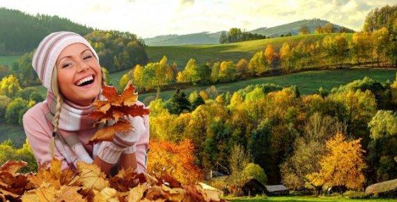 Barevný 3 denní podzimní pobyt pro DVA s polopenzí na Ramzové