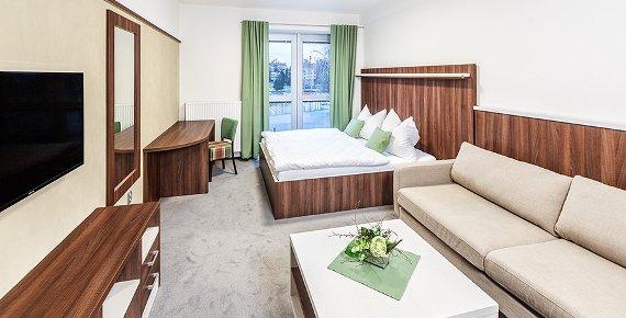 Víkendový pobyt pro 2 osoby v luxusním hotelu GRAPHIC v Novém Jičíně