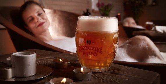 3 denní lázeňská péče pro DVA v Rožnovských pivních lázních