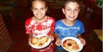 7 denní dětský letní tábor s ubytováním v penzionu na jižní Moravě