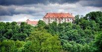 Vstupenka na zámek Kunštát