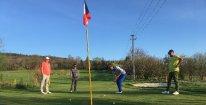 Jedinečná zábava pro celou rodinu na golfovém hřišti