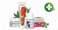Balíček konopné kosmetiky ANNABIS pro Vaše klouby