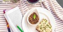 Degustační balíček křupavých červíků - slaná zdravá pochoutka