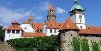 Vstupenka na pohádkový hrad Bouzov