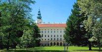 Vstupenka na překrásný zámek Kroměříž