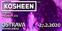 Vstupenka na KOSHEEN 27.2.2020 v Ostravě