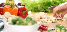 Měsíční výživový program redukce hmotnosti nebo racionálního stravování