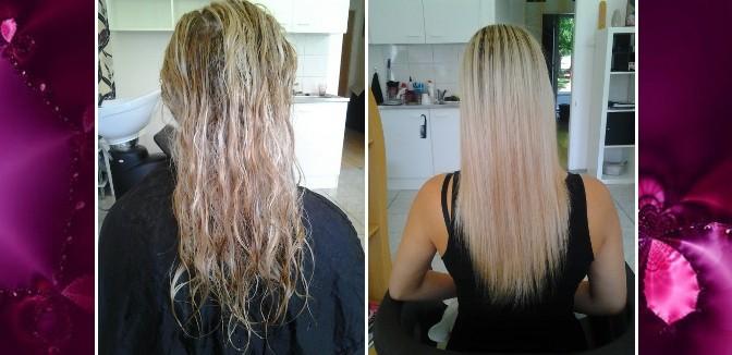 regenerace vlasů doma