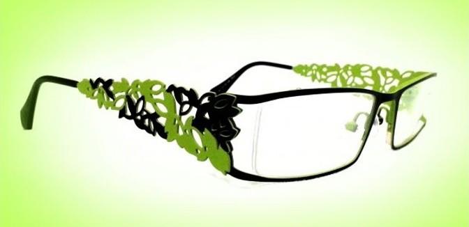 ilustrační obrázek ke slevové akci: Moderní brýlové obruby