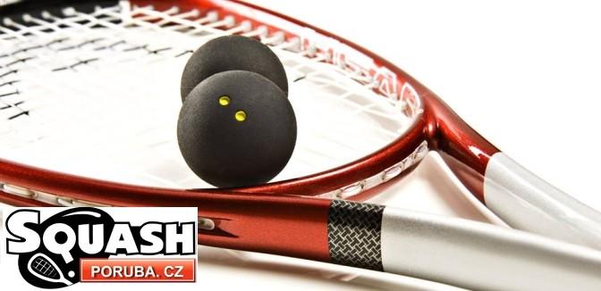 ilustrační obrázek ke slevové akci: Permanentka do sportovního centra Squash Poruba